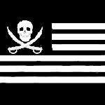 American Pirate Flag