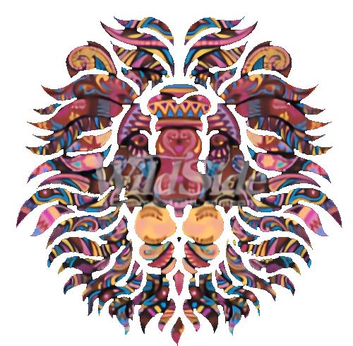Lion (Mosiac)