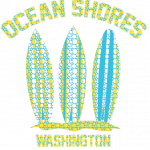 Ocean Shores (Surf Boards)