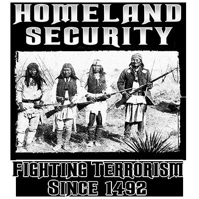 Homeland Security Indians