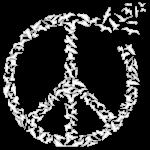 Peace Sign (Birds)