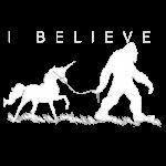 I Believe (Unicorn and Sasquatch)