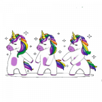Unicorn (Dancing)