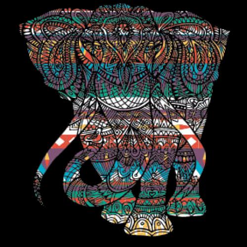 Elephant Tusk (Multi Color)