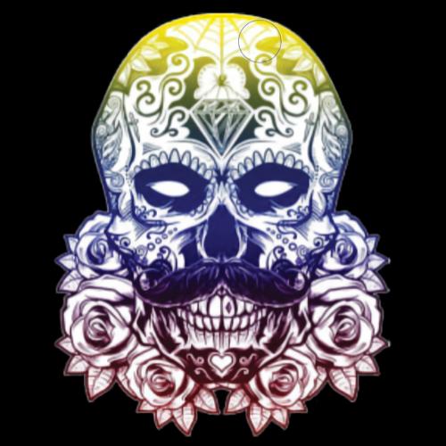 Skull (Mustache)