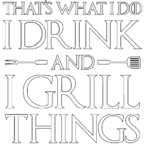 I Grill Things