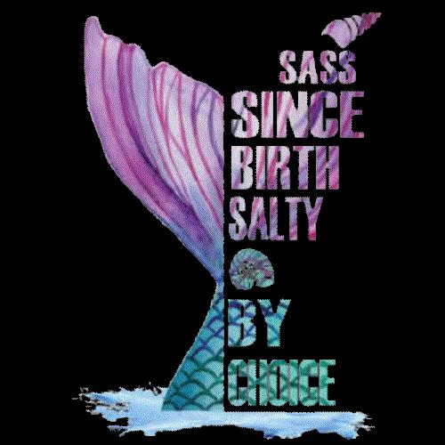 Mermaid (Sassy / Salty)