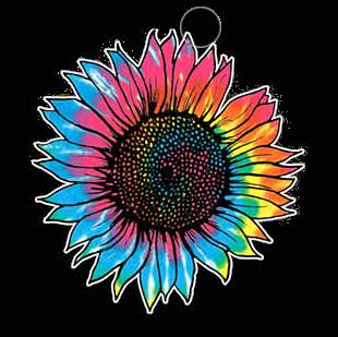 Flower (Tie Dye)