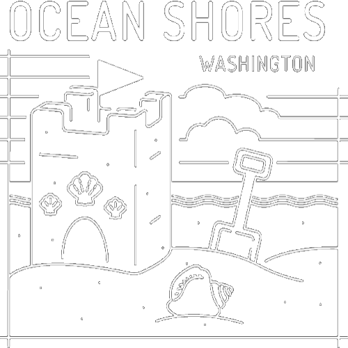 Ocean Shores Sandcastle