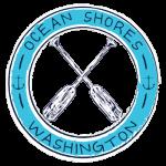 Ocean Shores (Oars/Blue)