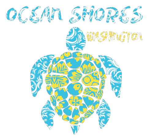 Ocean Shores (Turtle/blue)
