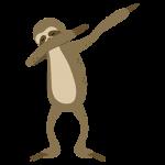 Sloth Dab