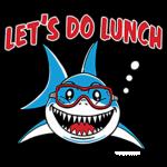 Lets Do Lunch (Shark)