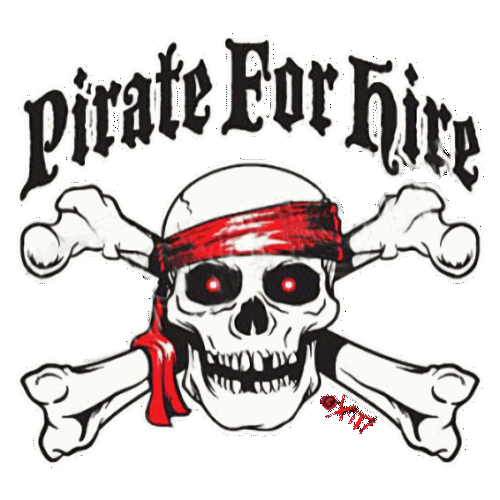 Pirate For Hire