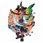 Pirate (Phunky Phairy)