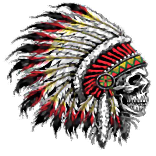 Indian (Skull Head)