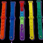 Push Bubble Fidget Bracelet