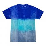 Blue Sky Adult Tie-Dye T-Shirt