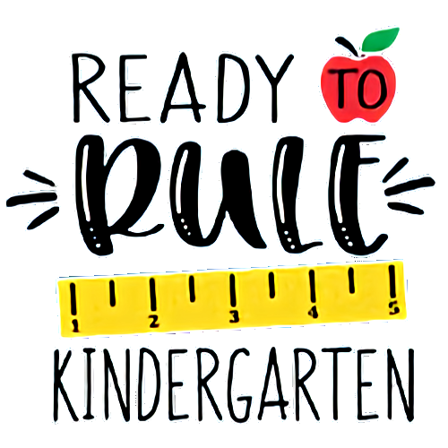 Ready To Rule Kindergarten