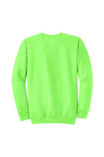 Neon Green Crewneck Sweatshirt