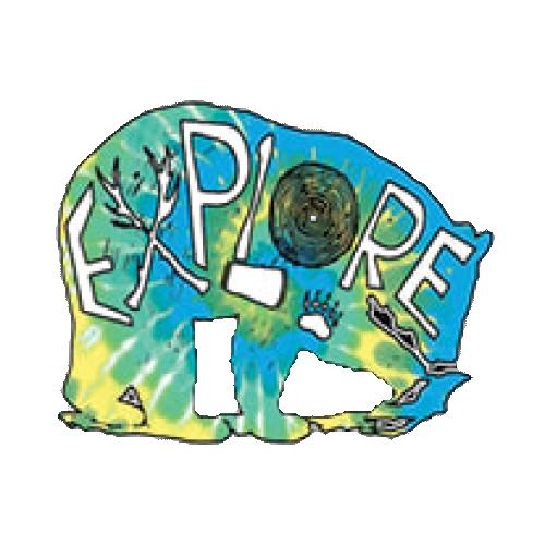 Explore (Kids /Green Tie Dye)