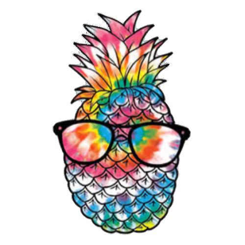 Pineapple (Tie Dye)