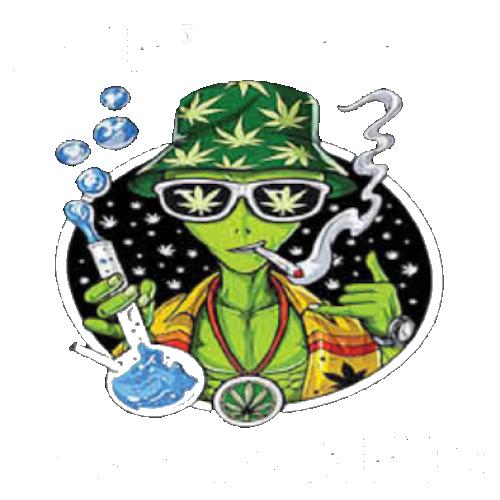 Don't Panic / Organic Alien