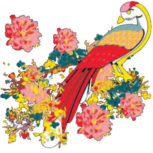 Bird (Full Color)