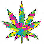 Pot Leaf (Multi Color)
