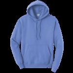 Carolina Blue Pullover Hooded Sweatshirt