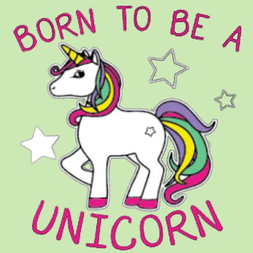 Unicorn (Born to be)