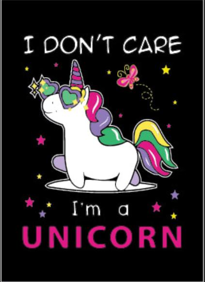 Unicorn (I Don't Care)