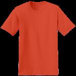 Short Sleeve Performance T-Shirt (Orange)