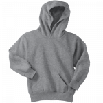 Athletic Heather Youth Pullover Hooded Sweatshirt
