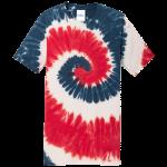 USA Rainbow Adult Tie-Dye T-Shirt