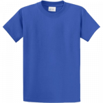 Royal Blue Short Sleeve Tee