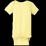 Banana (Infant Short Sleeve Baby Rib Bodysuit)