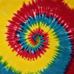 Beach Towel (Reactive Rainbow)