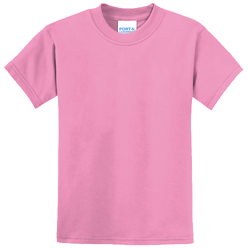 Candy Pink Youth Tee