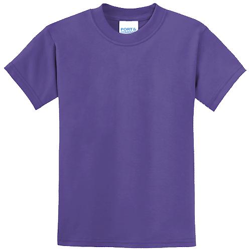 Purple Youth Tee