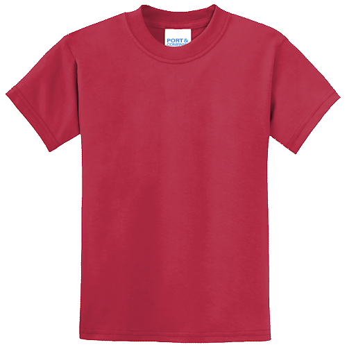 Red Youth Tee