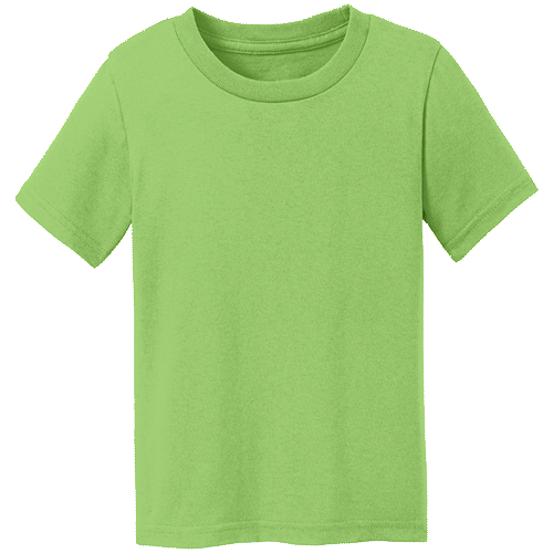 Lime Green Infant Tee