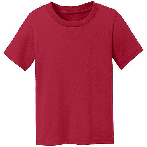 Red Infant Tee