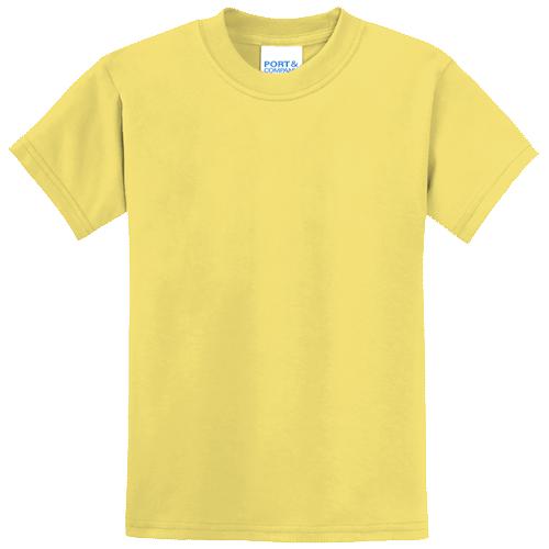 Yellow Infant Tee
