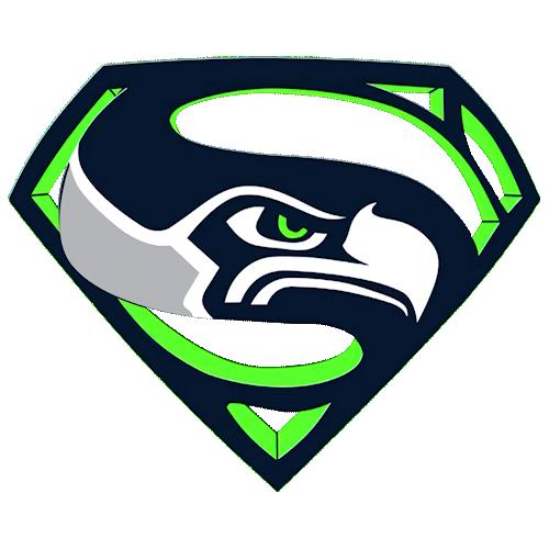Seahawks Superman