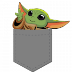 Baby Groku (Yoda)