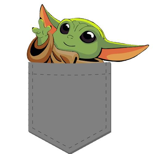 Baby Grogu (Yoda)
