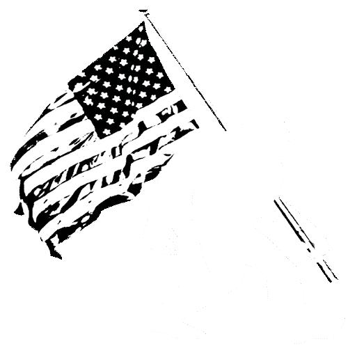 Sasquatch (Patriotic)