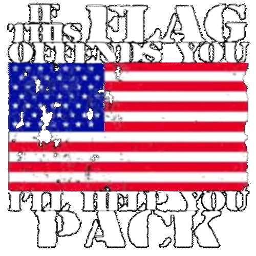 Flag (if it offends you)