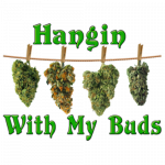 Hanging with the Buds (plant stem)